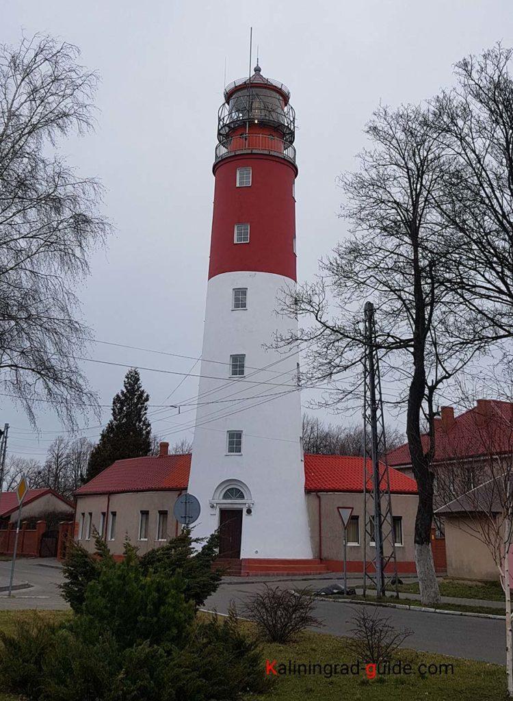 Маяк в Балтийске - что посмотреть