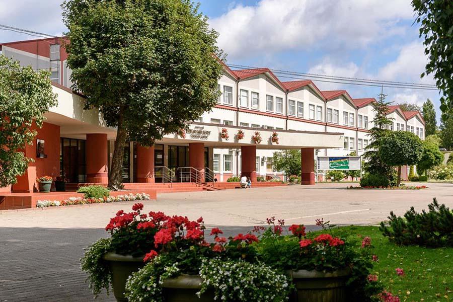 Янтарный берег - лучшие санатории Светлогорска