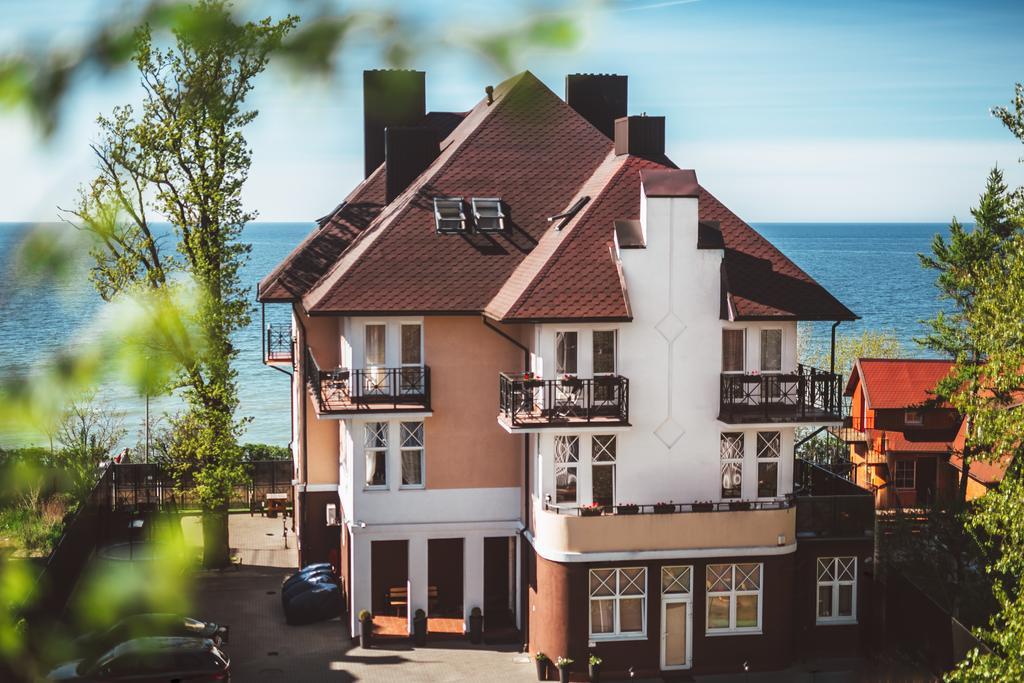 зеленоградск гостиницы на берегу моря