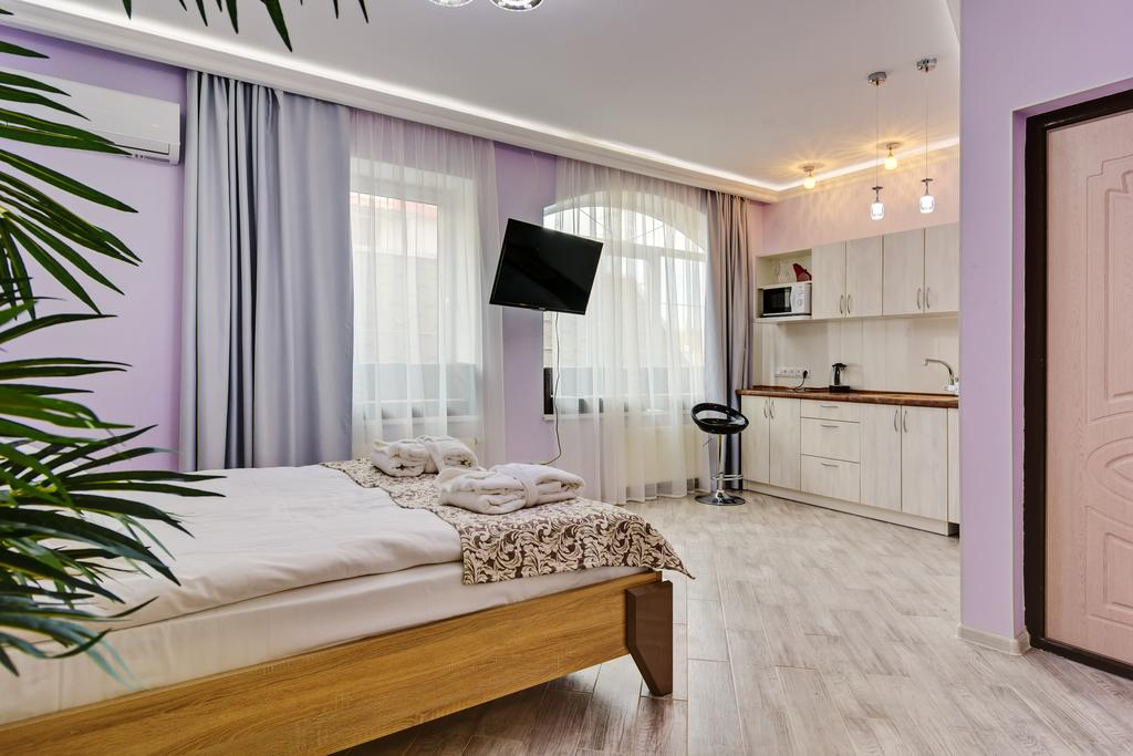 отель Exclusive Зеленоградск