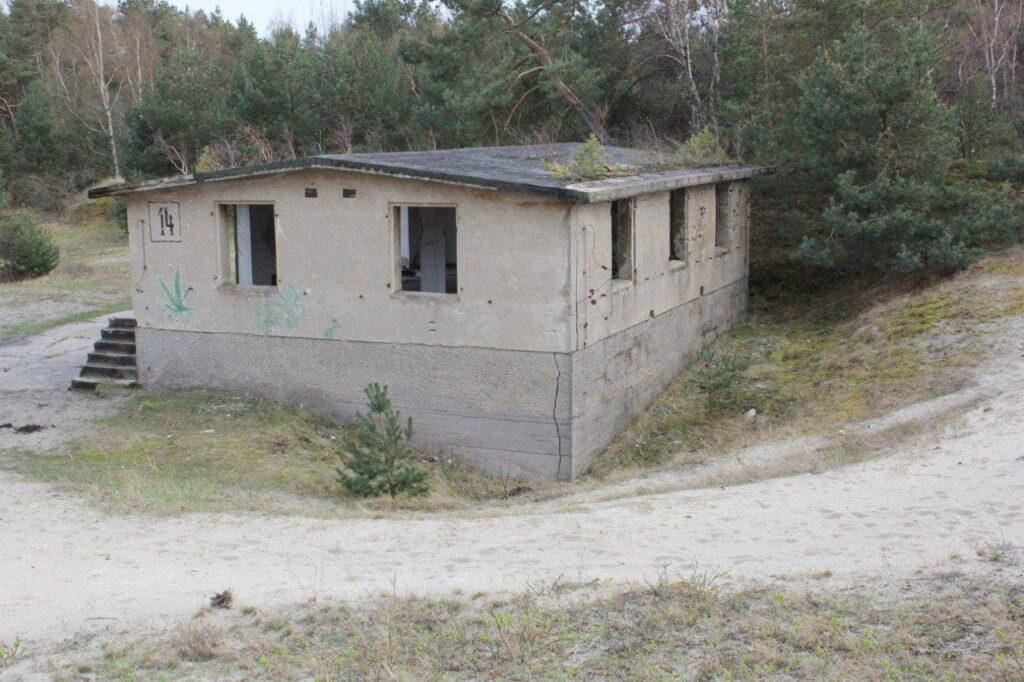 Достопримечательности Балтийской косы - оружейные склады