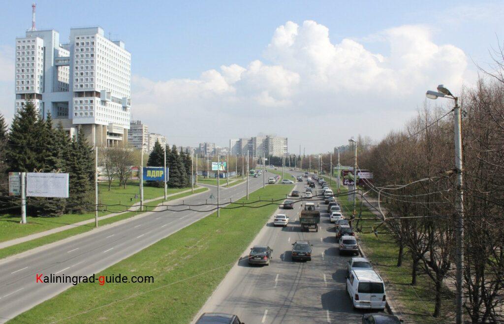 Что посмотреть в Калининграде в апреле