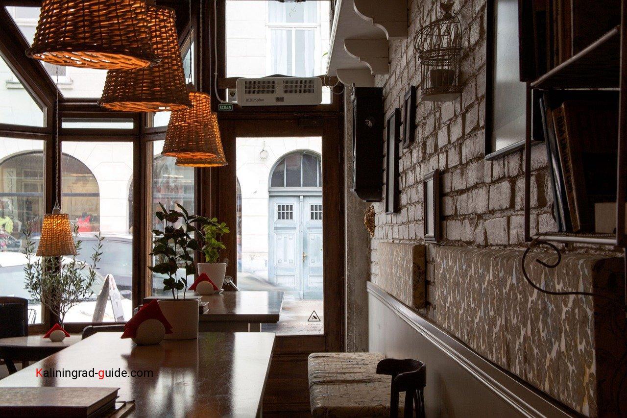 Где поесть в центре Калининграда
