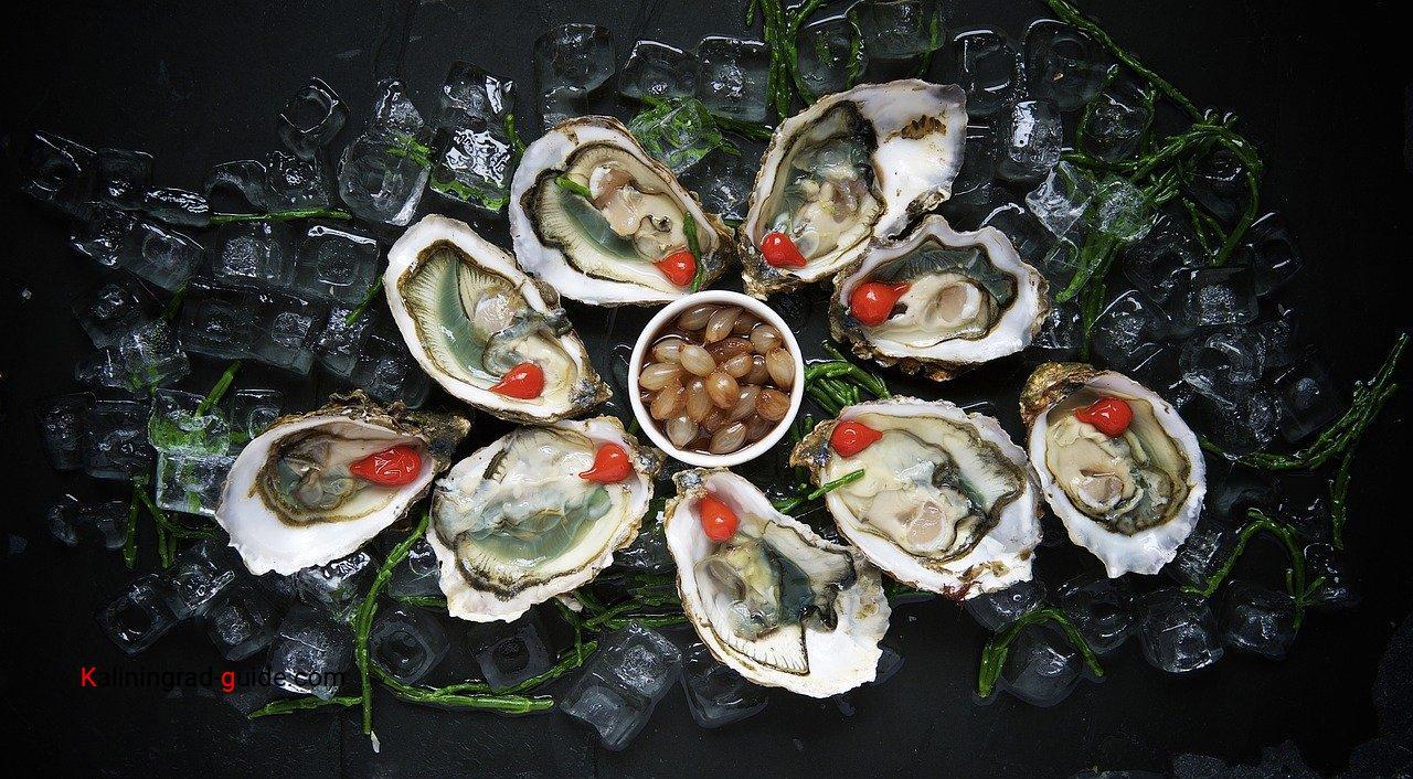 Где можно покушать морепродукты